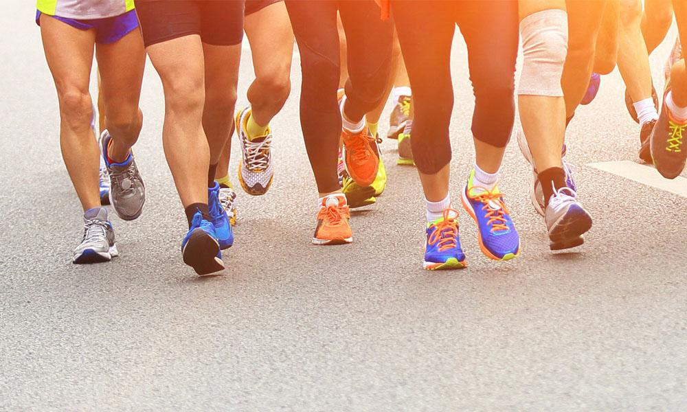 HEEL PAIN DOESN'T HAVE TO SLOW YOU DOWN