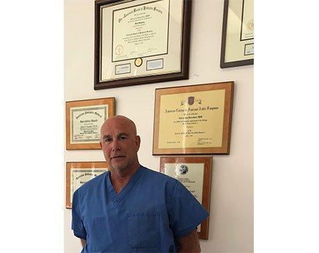 Dr. Jeffrey Rosenblatt