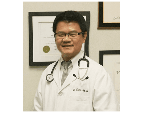 ,  Office of David Chen, MD