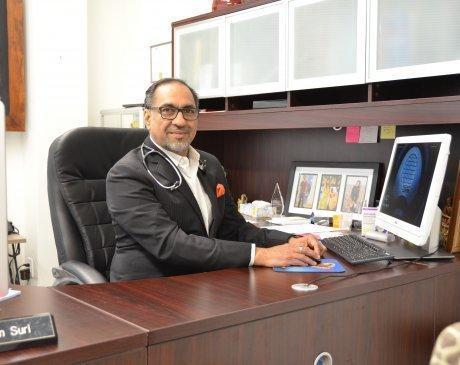 ,  Office of Rajesh Suri, MD