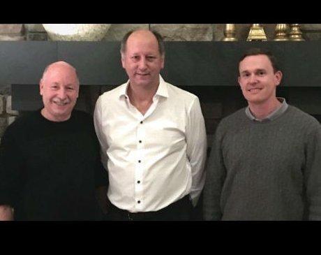 Dr's Frankel, Reed and Evans