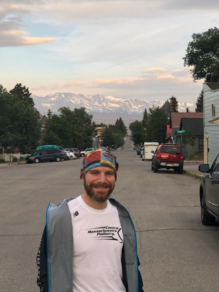 Leadville backdrop