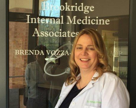 ,  Office of Brenda Vozza, MD, FACP