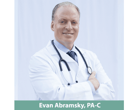 ,  Office of Evan Abramsky, PA-C