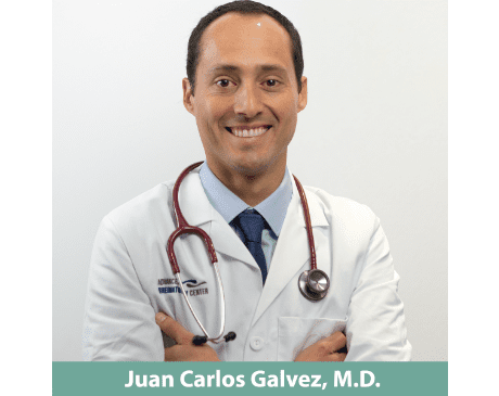 ,  Office of Juan Carlos Galvez, M.D.