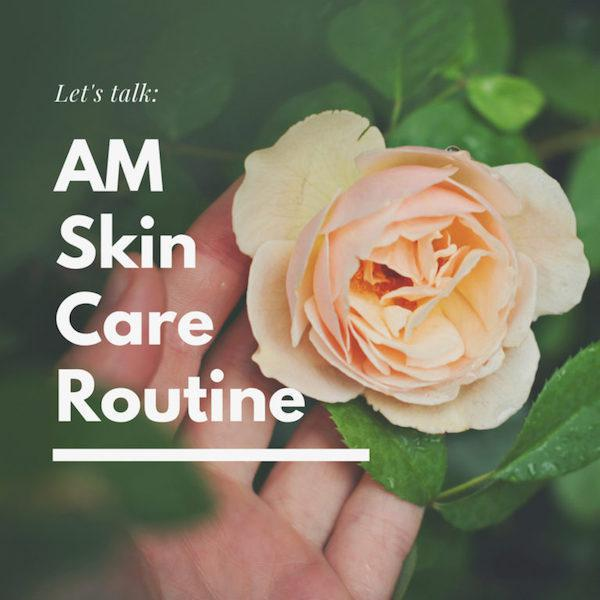 Let's Talk: Dermatologist-Recommended AM Skincare Routine: Elite