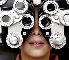Comprehensive Eye Exams