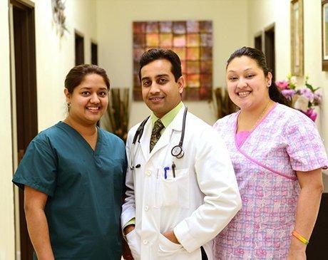 Oza Family Care and Wellness Center