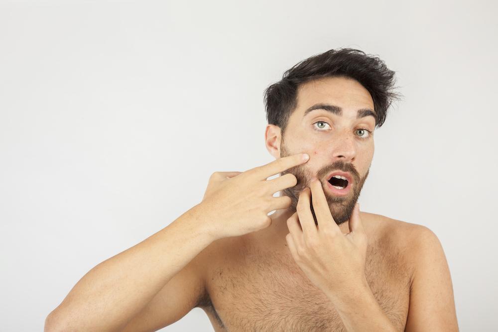 Survey says facial get rid of acne pics 899