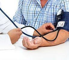 high blood pressure  service photo