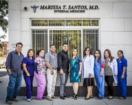 Marissa T. Santos, M.D.
