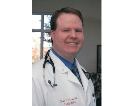 ,  Office of Brian R. Forrest, MD