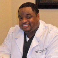 Roderick C. Hunter, Jr., DPM, AACFAS -  - Podiatric Surgeon