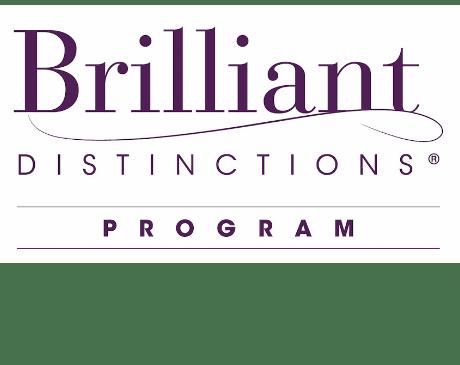Brilliant Distinctions logo