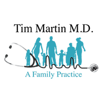 Tim Martin M.D. -  - Family Medicine