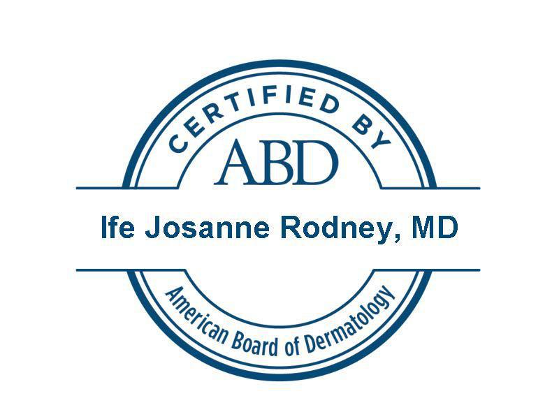Seal of the American Board of Dermatology