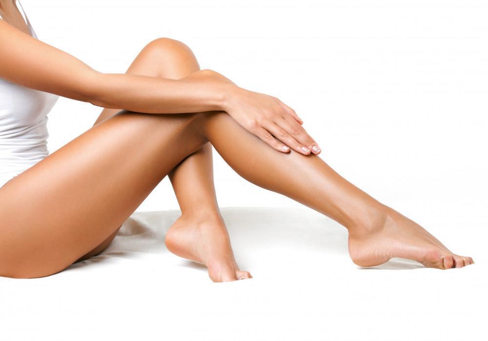 laser, hair, removal, legs, skin