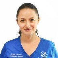 Tatyana Khazanova, OTR/L, CHT