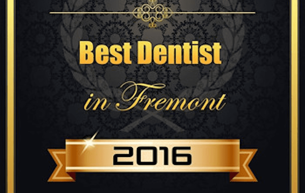 Voted Best Dentist in Fremont