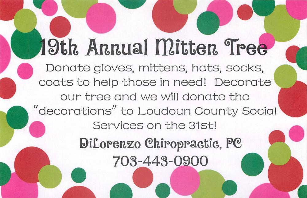 19th Annual Mitten Tree Flyer