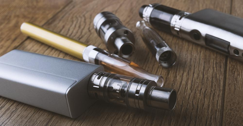 Is vaping a better option than smoking at bedtime?: Sound