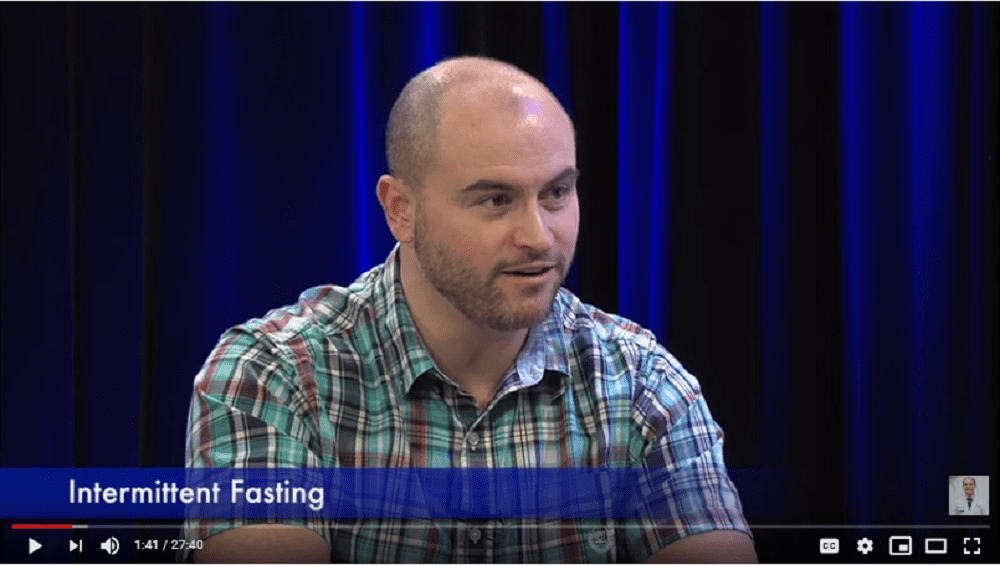 Lost 60lbs with Intermittent Fasting - Interview with Jason Kurland