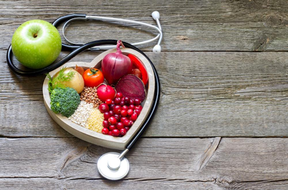 A heart-healthy diet can save your life.