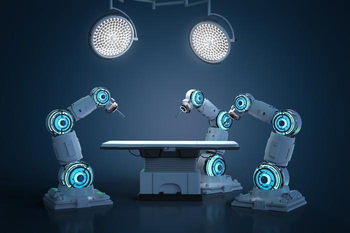 robotics, surgery, Gynecology, Robotic Surgery