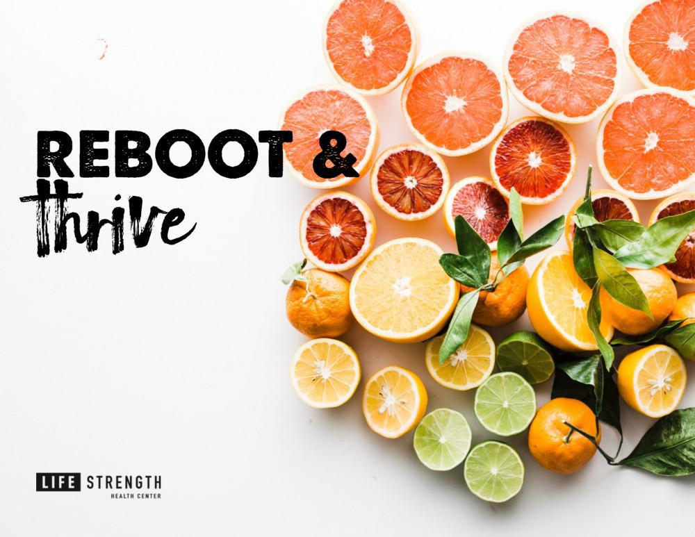 Reboot and Thrive