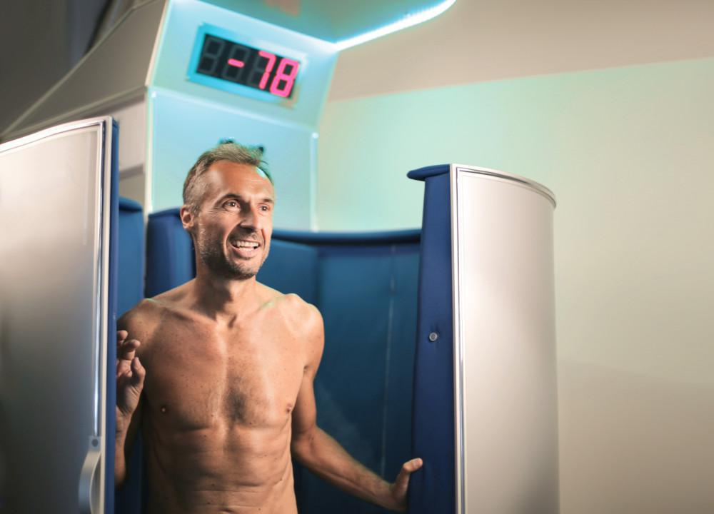 THE EFFECT OF WHOLE BODY CRYOTHERAPY ON INJURY RECOVERY IN