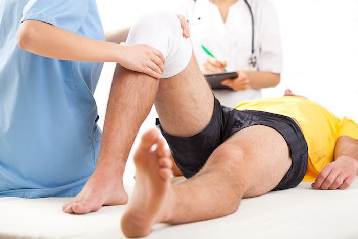 Arthroscopic Knee Surgery, North Jersey Orthopedic & Sports Medicine Institute, Dr. Michael Russonella,