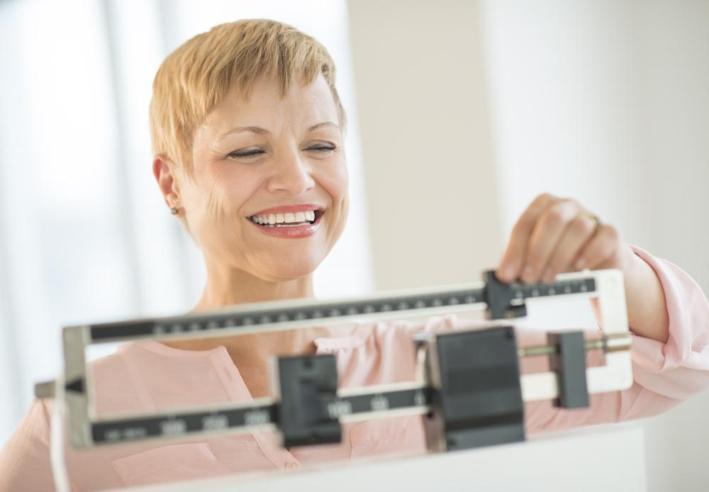 Loss weight once and for all.