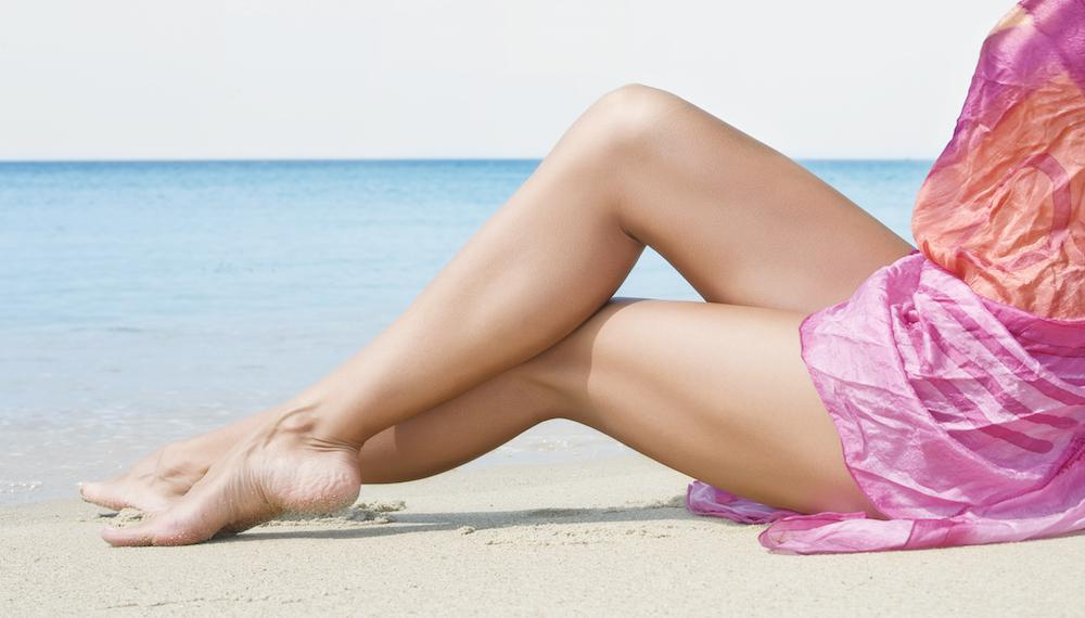 Start laser hair removal today and be ready for summer.