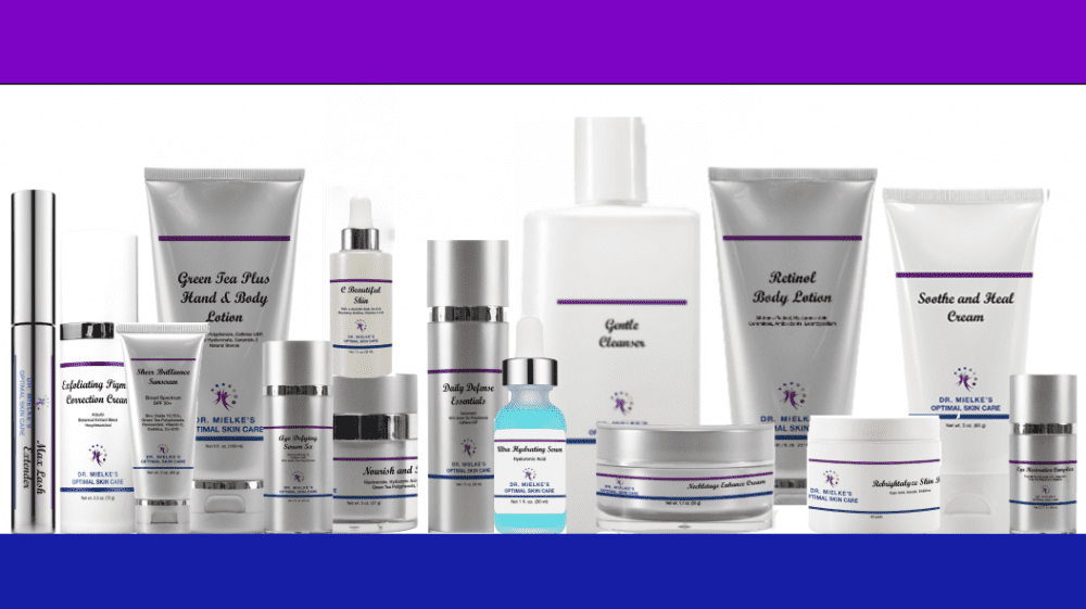 Dr Mielke's Optimal Skin Care