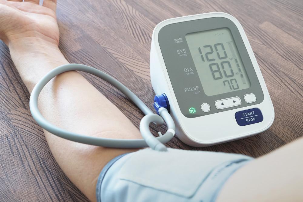 lowering blood pressure
