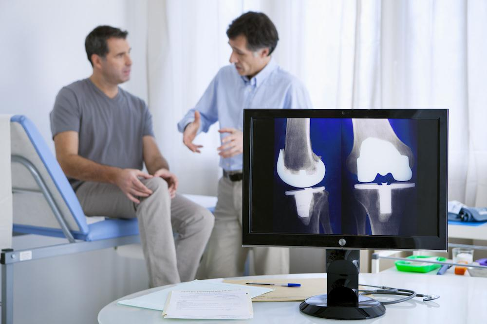 Inpatient versus outpatient joint replacement