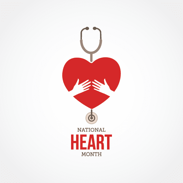 February National Heart Month
