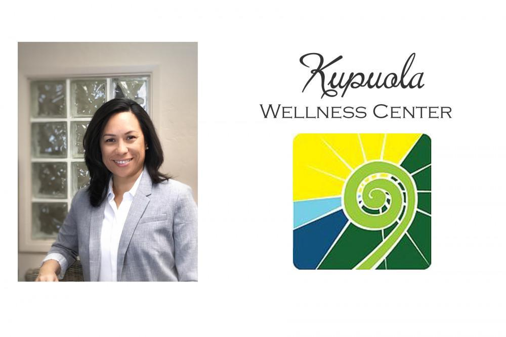 Dr. Lu'ukia Ruidas at Kupuola Wellness Center