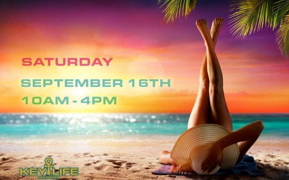 6cf96b62b Erase the Sins of Summer with Free Giveaways!: KeyLife Med Spa: Medical Spa