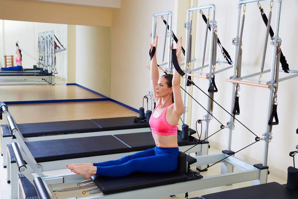 Pilates Reformer Session