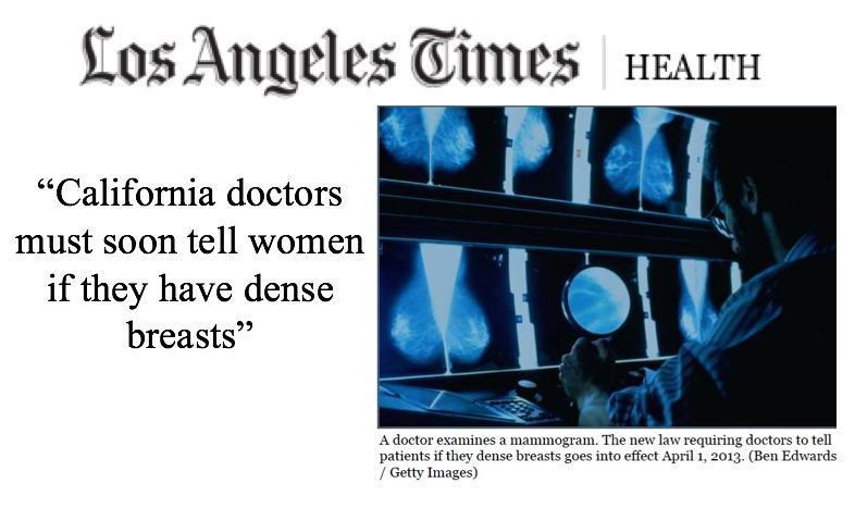LA Times Article