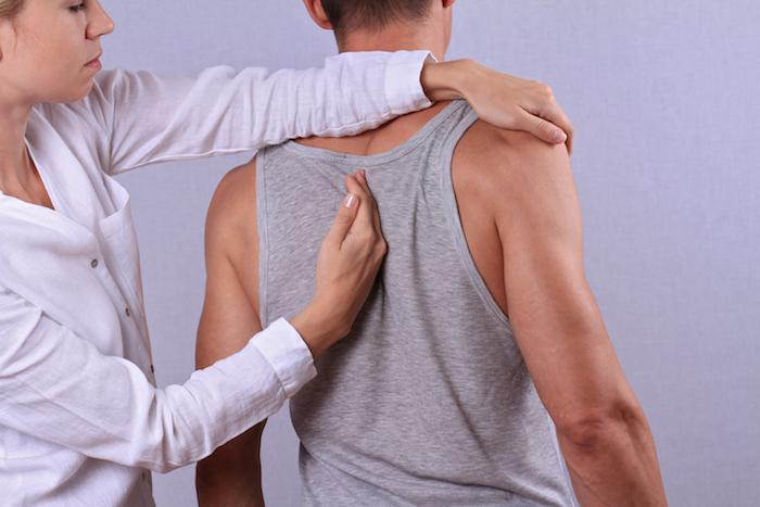 poor posture, back pain