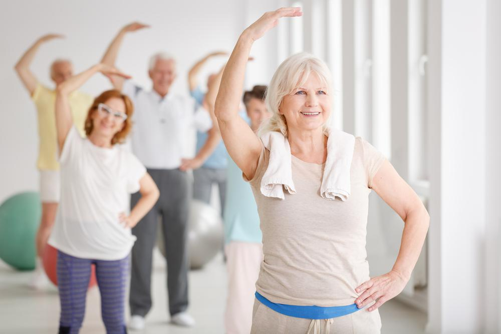 Stay active with arthritis