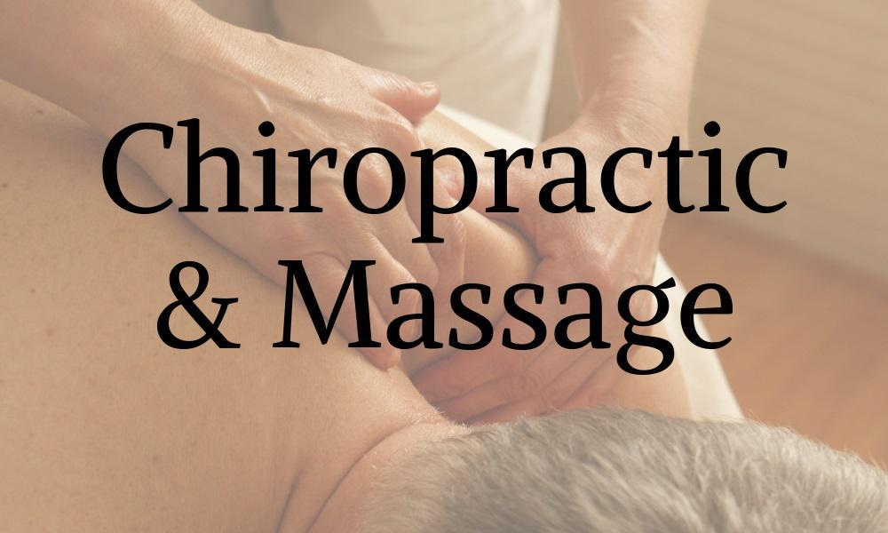 Chiropractic & Massage