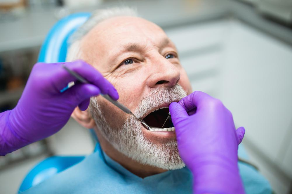 aging and dental health
