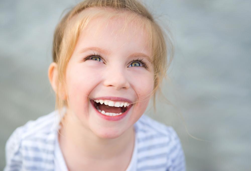 It's National Children's Dental Health Month