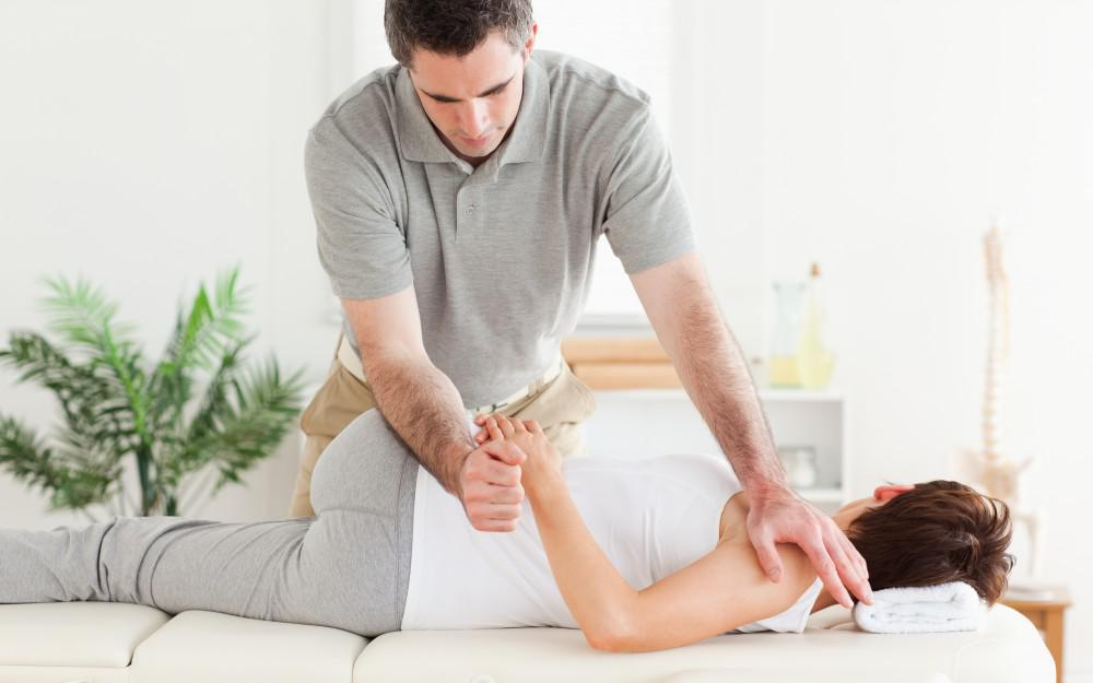 Chiropractic care, non-drug remedy for pain following injury.