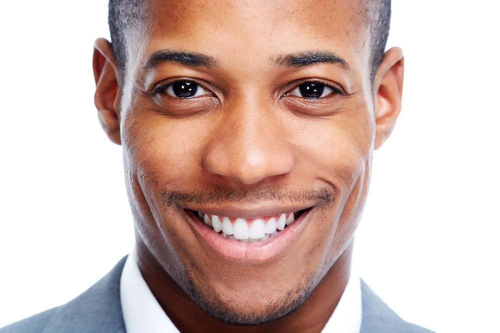 Veneers can correct gaps between teeth