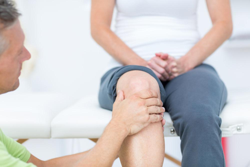 How to recover from knee replacement