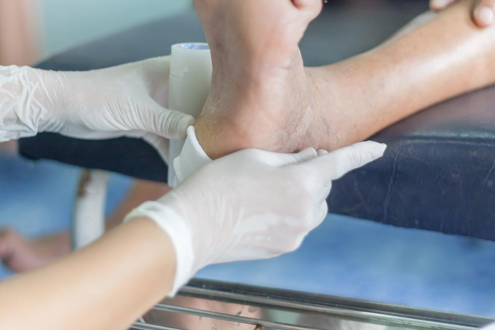 diabetic foot, Great Lakes Foot and Ankle Institute PC